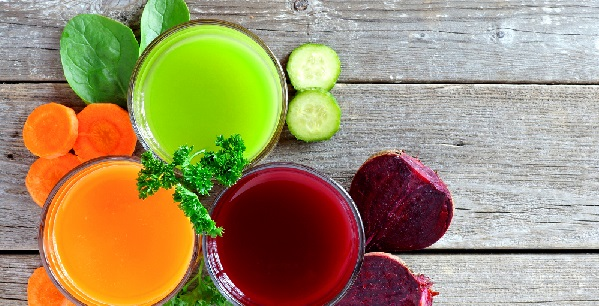 Spring Cleaning Your Body with Juicing