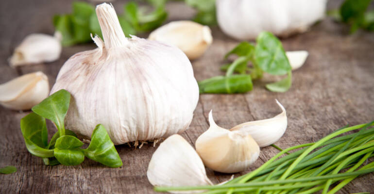 Garlic Is A Powerful Superfood